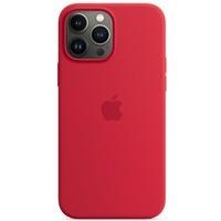 Etui silikonowe z MagSafe do iPhonea 13 Pro Max - (PRODUCT)RED
