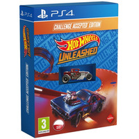 Gra PS4 Hot Wheels Unleashed Challenge Accepted Edition