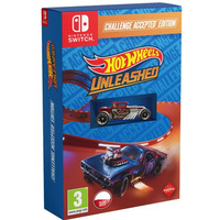 Gra NS Hot Wheels Unleashed Challenge Accepted Edition