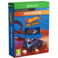Gra XOne Hot Wheels Unleashed Challenge Accepted Edition