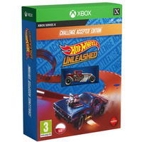 Gra XSX Hot Wheels Unleashed Challenge Accepted Edition