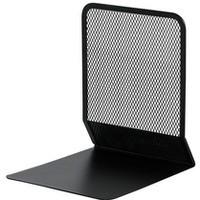 Stojak na książki Q-CONNECT Office Set, metalowy, czarny