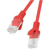 Kabel PATCHCORD KAT.6 FTP 30M CZERWONY FLUKE PASSED