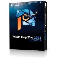 PaintShop Pro 2021 Ultimate ML EU